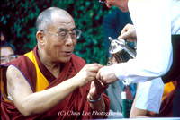 The Dalai Lama at the World Festival